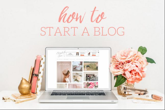 how to create a website featuring blogs